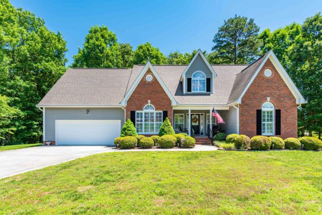 587 Jays Way, Ringgold, GA 30736 (MLS #1300249) :: Keller Williams Realty | Barry and Diane Evans - The Evans Group