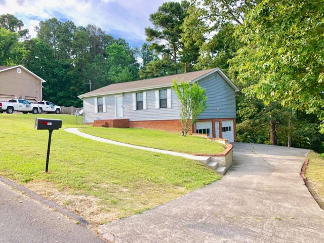 104 Ridgewood Dr, Chickamauga, GA 30707 (MLS #1300561) :: The Mark Hite Team