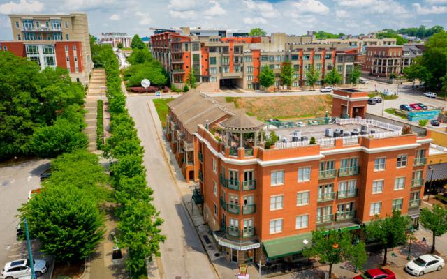 100 Market St #404, Chattanooga, TN 37402 (MLS #1300566) :: The Edrington Team