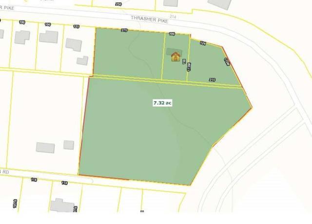 212 Thrasher Pike, Soddy Daisy, TN 37379 (MLS #1300723) :: Chattanooga Property Shop