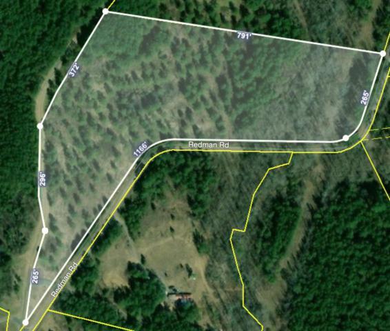0 Redman Ln, Decatur, TN 37322 (MLS #1300895) :: Chattanooga Property Shop