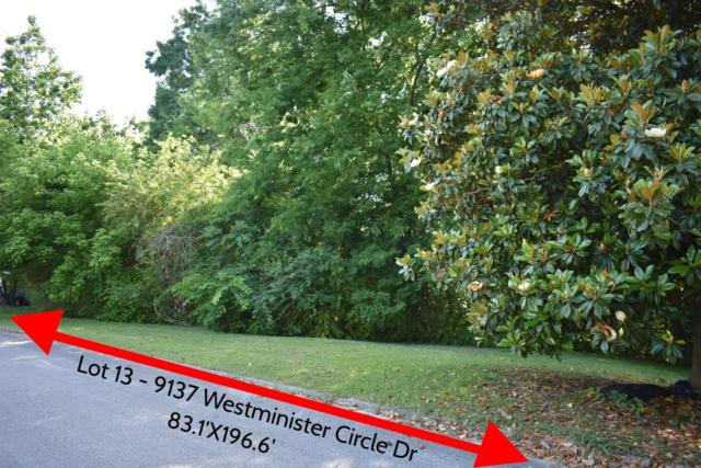 9127 Westminister Circle Dr Lot 13, Chattanooga, TN 37416 (MLS #1301197) :: Chattanooga Property Shop