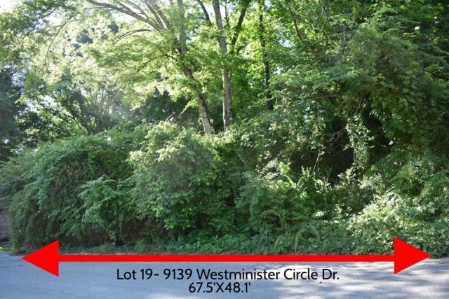 9139 Westminister Circle Dr #19, Chattanooga, TN 37416 (MLS #1301211) :: Chattanooga Property Shop