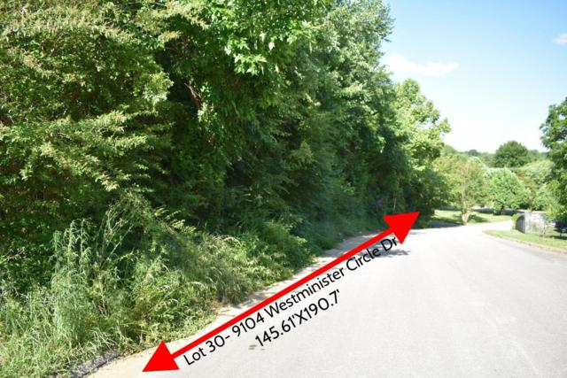 9104 Westminister Circle Dr #30, Chattanooga, TN 37416 (MLS #1301216) :: Chattanooga Property Shop