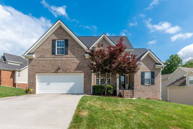 5850 Caney Ridge Cir, Ooltewah, TN 37363 (MLS #1301327) :: The Jooma Team