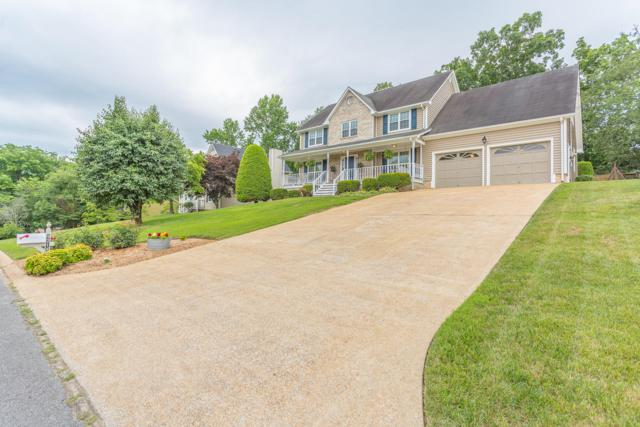 9214 Carriage Ln, Ooltewah, TN 37363 (MLS #1301471) :: The Robinson Team