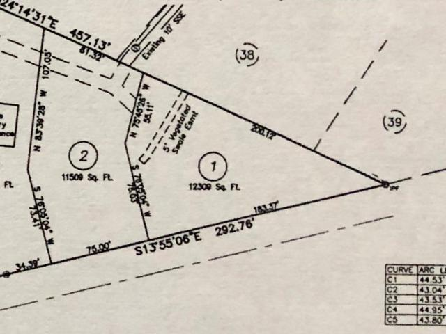 Lot 1 Freewill Rd Nw, Cleveland, TN 37312 (MLS #1301802) :: Keller Williams Realty | Barry and Diane Evans - The Evans Group