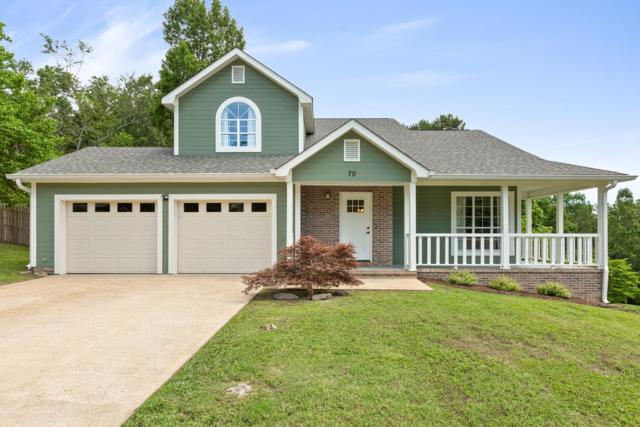 70 Castleview Dr, Ringgold, GA 30736 (MLS #1301852) :: The Jooma Team