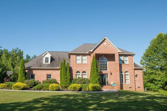 613 Coley Cliff, Rocky Face, GA 30740 (MLS #1301890) :: Keller Williams Realty   Barry and Diane Evans - The Evans Group