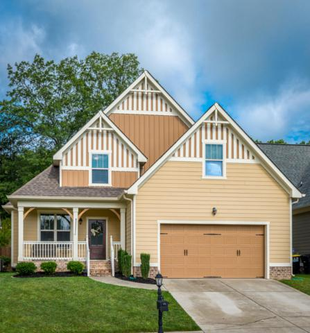 5465 Little Gem Ln, Ooltewah, TN 37363 (MLS #1301917) :: The Mark Hite Team