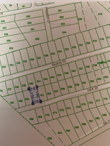 0 Lark Dr #364, Dunlap, TN 37327 (MLS #1302150) :: Chattanooga Property Shop
