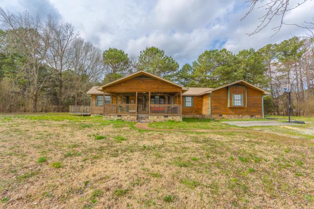 4318 E Nance Springs Rd, Dalton, GA 30721 (MLS #1302857) :: Chattanooga Property Shop
