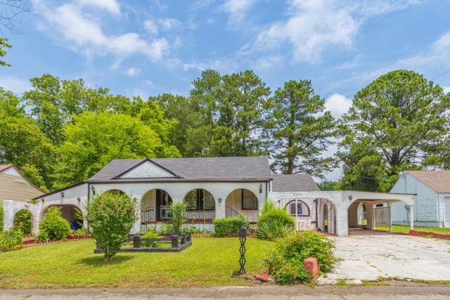 405 Friar Rd, Chattanooga, TN 37421 (MLS #1303184) :: Grace Frank Group