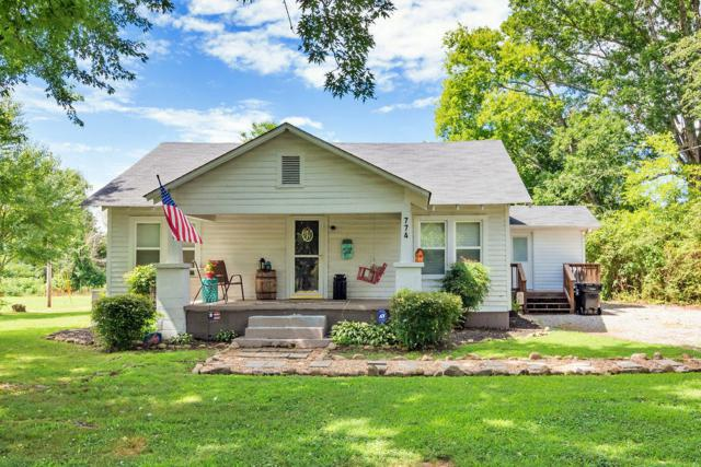 774 Old State Highway 8, Dunlap, TN 37327 (MLS #1303220) :: Keller Williams Realty | Barry and Diane Evans - The Evans Group