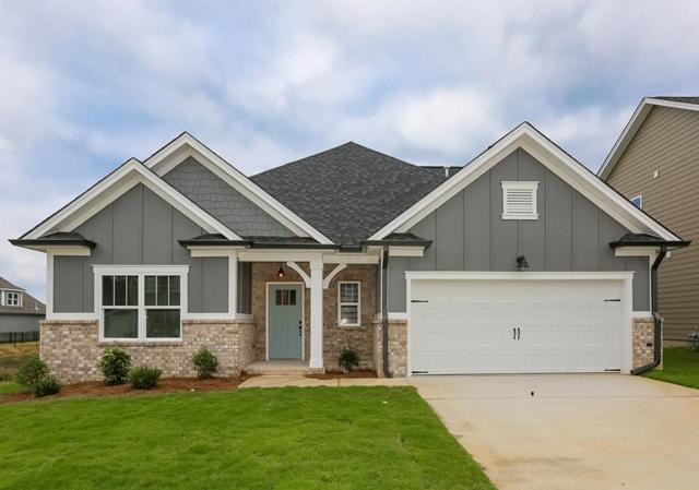 5423 Amber Grove Way #11, Hixson, TN 37343 (MLS #1303400) :: Keller Williams Realty | Barry and Diane Evans - The Evans Group