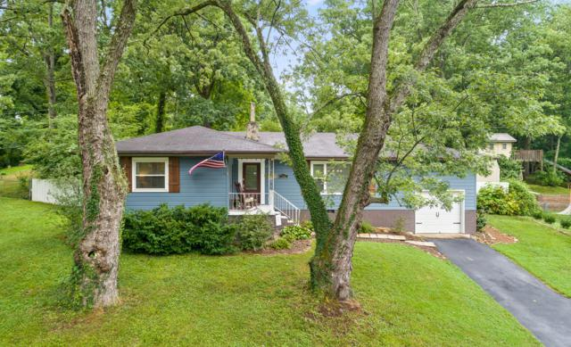 206 Sunnybrook Tr, Signal Mountain, TN 37377 (MLS #1303489) :: Keller Williams Realty | Barry and Diane Evans - The Evans Group