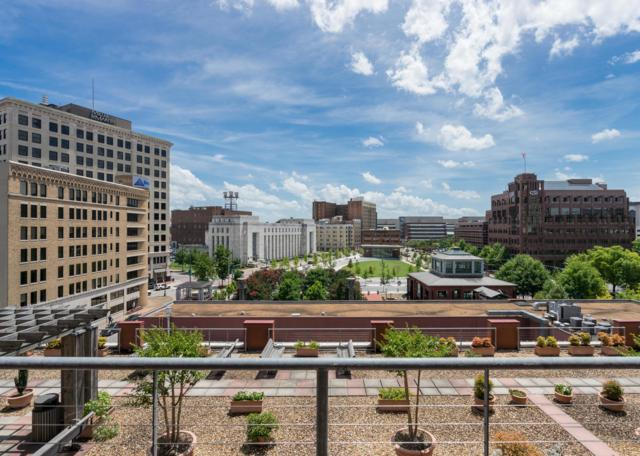 800 Market St #510, Chattanooga, TN 37402 (MLS #1303632) :: The Jooma Team