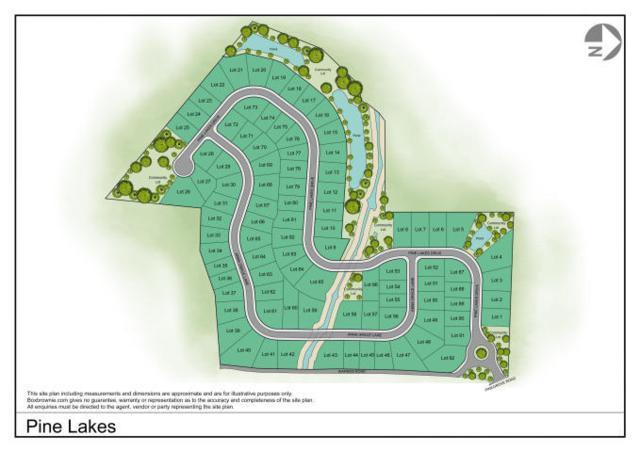 74 Pine Lakes Dr, Ringgold, GA 30736 (MLS #1303688) :: The Edrington Team