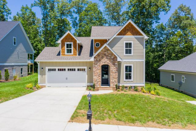 9423 Silver Stone Ln #16, Ooltewah, TN 37363 (MLS #1303958) :: Keller Williams Realty | Barry and Diane Evans - The Evans Group