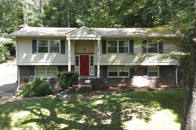 809 Ravine Rd, Signal Mountain, TN 37377 (MLS #1304212) :: Chattanooga Property Shop