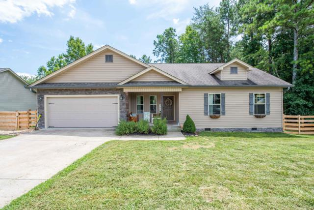 160 Cottage Crest Ct, Chickamauga, GA 30707 (MLS #1304737) :: Keller Williams Realty | Barry and Diane Evans - The Evans Group