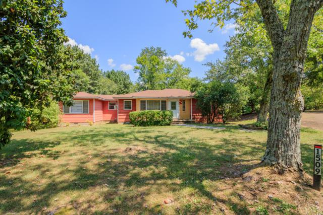 1509 S Chattanooga St, Lafayette, GA 30728 (MLS #1304915) :: The Weathers Team