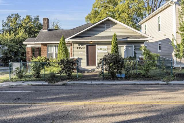 1402 Bailey Ave, Chattanooga, TN 37404 (MLS #1306491) :: Chattanooga Property Shop