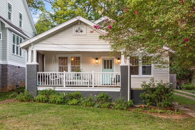1215 Mississippi Ave, Chattanooga, TN 37405 (MLS #1306545) :: Keller Williams Realty | Barry and Diane Evans - The Evans Group