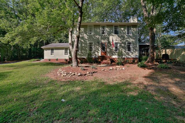 1438 Graysville Rd, Ringgold, GA 30736 (MLS #1306583) :: Keller Williams Realty | Barry and Diane Evans - The Evans Group