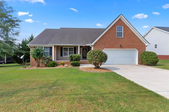 825 Haggard Rd, Ringgold, GA 30736 (MLS #1306588) :: Keller Williams Realty | Barry and Diane Evans - The Evans Group