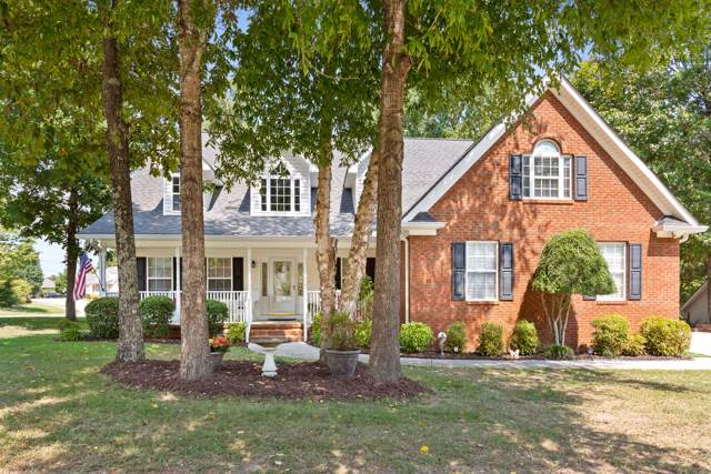 1307 Spitzy Ln, Soddy Daisy, TN 37379 (MLS #1306618) :: Keller Williams Realty | Barry and Diane Evans - The Evans Group
