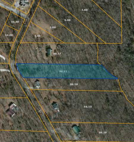 0 Scott Rd, Signal Mountain, TN 37377 (MLS #1306648) :: Chattanooga Property Shop