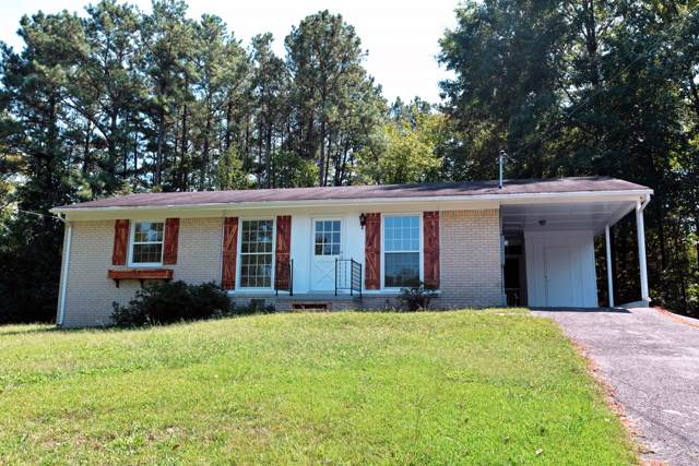 421 NW Cherokee Way, Dalton, GA 30721 (MLS #1306743) :: Chattanooga Property Shop