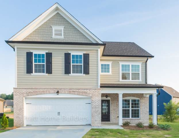 4026 Day Lily Tr #141, Chattanooga, TN 37415 (MLS #1306771) :: Grace Frank Group