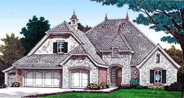 2645 Copper Cove Lot 27, Ooltewah, TN 37363 (MLS #1306840) :: Chattanooga Property Shop