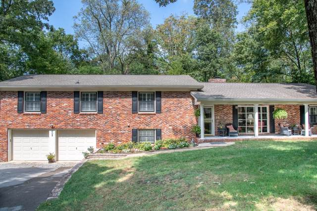 609 S Palisades Dr, Signal Mountain, TN 37377 (MLS #1307021) :: Chattanooga Property Shop