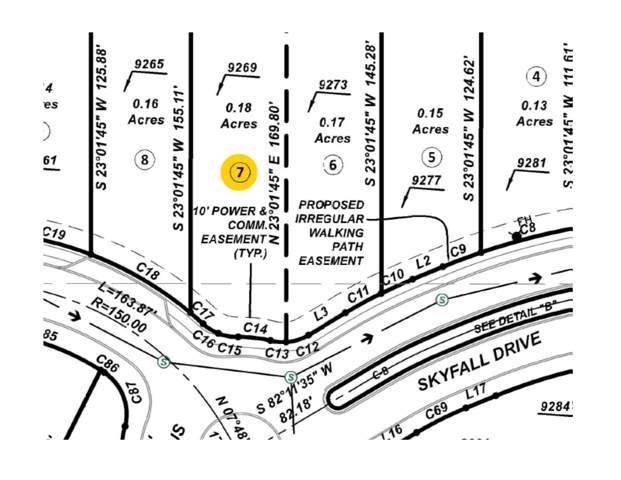 2 Skyfall Dr Lot 7, Ooltewah, TN 37363 (MLS #1307045) :: Keller Williams Realty | Barry and Diane Evans - The Evans Group