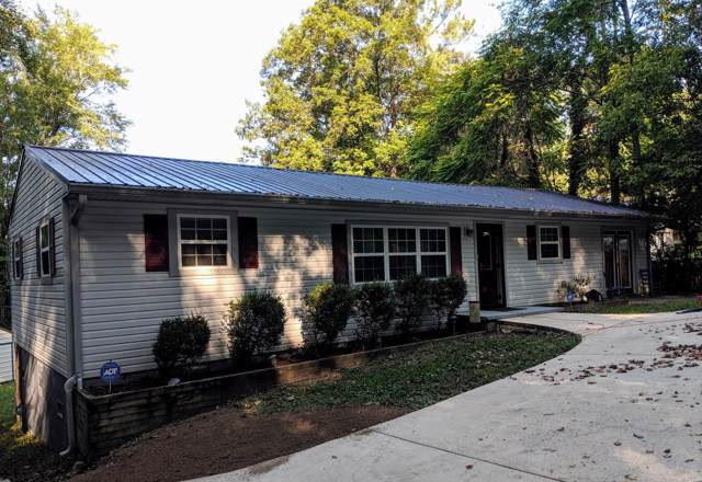 601 Indian Springs Rd, Ringgold, GA 30736 (MLS #1307080) :: The Mark Hite Team