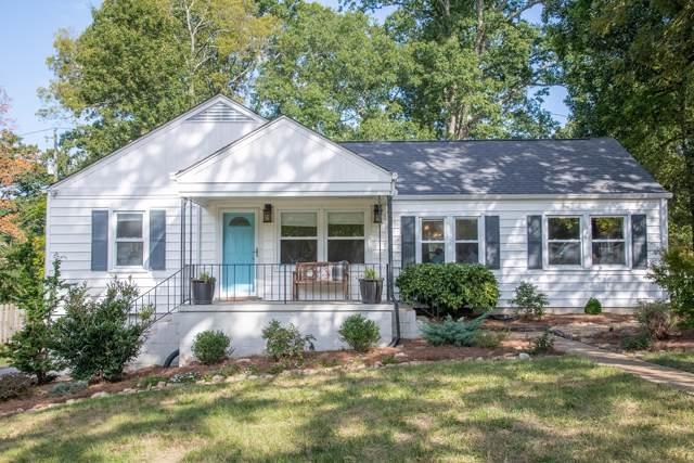 917 Signal Rd. Rd, Signal Mountain, TN 37377 (MLS #1307113) :: Chattanooga Property Shop