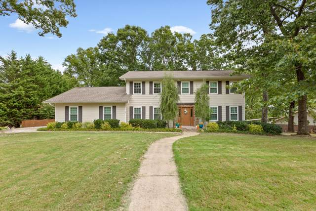 1701 Starboard Dr, Hixson, TN 37343 (MLS #1307157) :: Keller Williams Realty | Barry and Diane Evans - The Evans Group