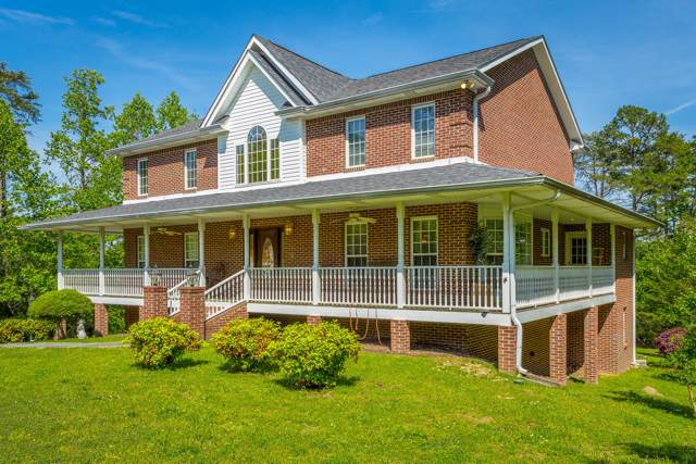 2432 Talking Leaves Dr, Ooltewah, TN 37363 (MLS #1307354) :: The Mark Hite Team