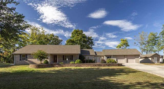 1345 Rigsby Gap Rd, Pikeville, TN 37367 (MLS #1307396) :: Keller Williams Realty | Barry and Diane Evans - The Evans Group