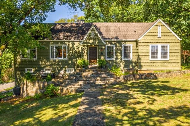101 South Dr, Signal Mountain, TN 37377 (MLS #1307408) :: Chattanooga Property Shop