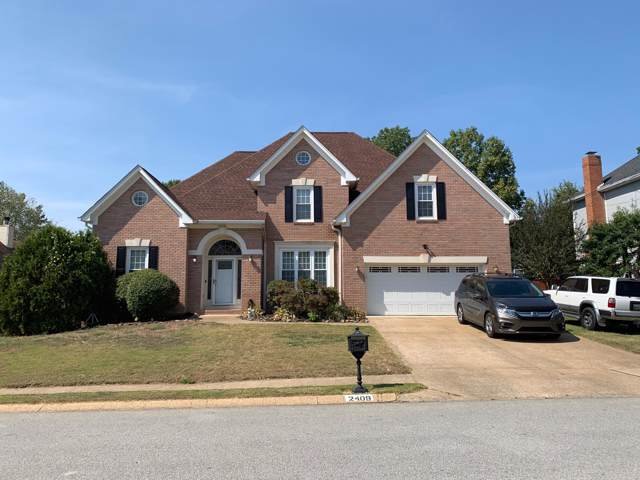 2409 Laurelton Creek Ln, Chattanooga, TN 37421 (MLS #1307490) :: Austin Sizemore Team
