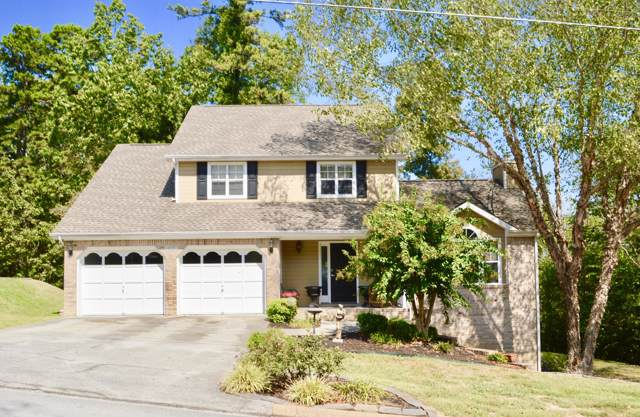 6719 Flagstone Dr, Ooltewah, TN 37363 (MLS #1307496) :: Keller Williams Realty   Barry and Diane Evans - The Evans Group