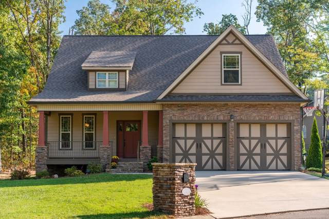 4484 Stonecrop Ln, Signal Mountain, TN 37377 (MLS #1307643) :: Keller Williams Realty | Barry and Diane Evans - The Evans Group