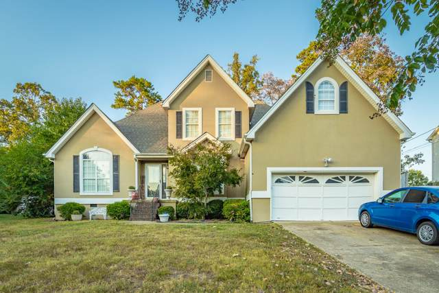 2321 Chimney Hills Dr, Soddy Daisy, TN 37379 (MLS #1307813) :: Keller Williams Realty | Barry and Diane Evans - The Evans Group