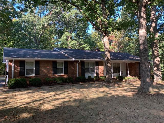 302 Ferncliff Dr, Signal Mountain, TN 37377 (MLS #1307814) :: Chattanooga Property Shop