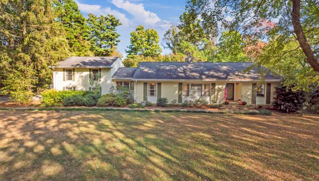 1103 Lula Lake Rd, Lookout Mountain, GA 30750 (MLS #1307848) :: The Edrington Team