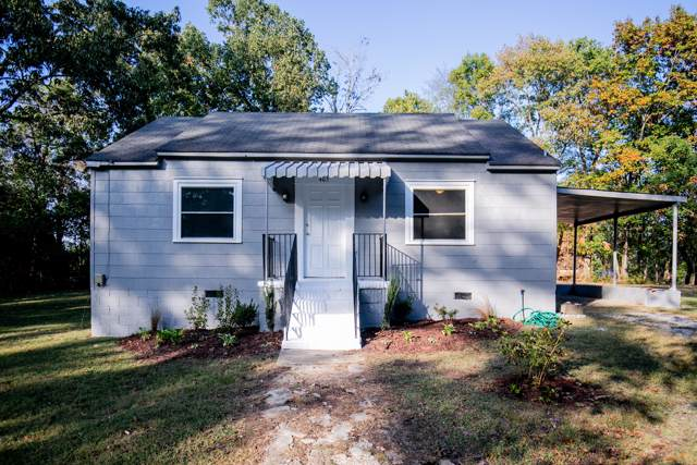405 Longwood St, Chickamauga, GA 30707 (MLS #1308035) :: The Edrington Team